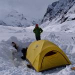 Wspinanie Alpy Zima Przewodnik